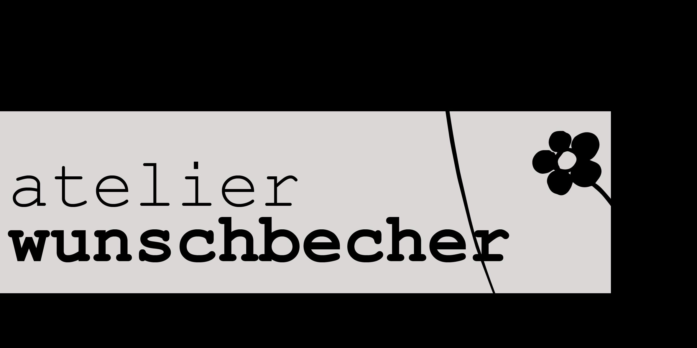 atelier wunschbecher Logo